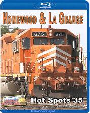 Hot Spots 35 Homewood & La Grange Illinois BLU-RAY NEW Highball Chicago CN