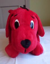 Clifford Large Plush Scholastic 24 Inch Big Red Dog Yellow Bone