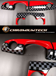 MK1 MINI Cooper/S/ONE JCW R50 R52 R53 JCW Style Dashboard Cover for LHD