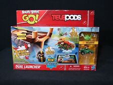 Angry Birds GO Telepods Dual Launcher New Hasbro 2013 EXCLUSIVE KART