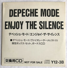 DEPECHE MODE -Enjoy The Silence- Ultra Rare Japanese Promo Only 8 Track CD