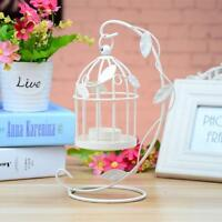 Candlestick Hanging Candle Holders Birdcage Style Vintage Candle Lantern Party
