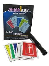 Trickmaster Almighty Magic Testament- Mick Ayres' Powerful Gospel Magic
