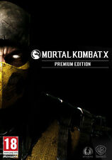 [Versione Digitale Steam] PC Mortal Kombat X Premium Edition *Invio Key da email