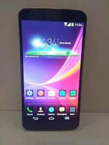 LG G Flex D958 Titan Silver 32GB Mobile Cellular Android Phone Unlocked SIM Free