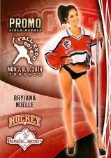 Bryiana Noelle 9 2014 Bench Warmer Toronto Fall Expo Promo