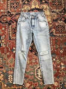 NWT One Teaspoon Jeans, 25, Rocky High Waist Freebirds