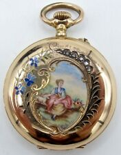 "Case Pocket Watch ""0"" Size Pin Set New listing
