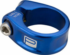 Promax FC-1 Fixed Seat Clamp 25.4mm Blue