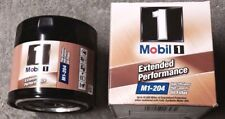 Mobil 1 M1-204 (9 PACK) Extended Performance Oil Filters Free Shipping