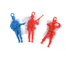 3Pcs Outdoor Mini Parachute Hand Throwing Parachute Educational Parachute Toys