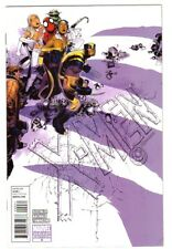 X-Men #9 (May 2011) VF Condition Bachalo Variant Cover