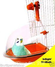 JW Pet Insight Bird Bath cage birdbath NEW IN BOX