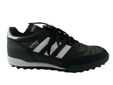 ADIDAS MUNDIAL TEAM NEW FOOTBALL BOOTS  019228 BLACK WHITE  SIZE 44 9 1/2 PIEL.