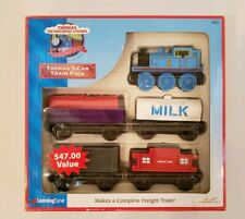 Thomas wooden 5 Car Train Pack sad Thomas Troublesome Truck NIB new