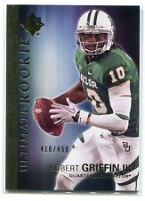 2012 Ultimate Collection 52 Robert Griffin III Rookie /450