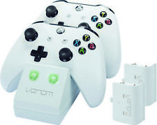 Venom Xbox One Twin Charging Station with 2 Rechargeable Battery Packs - VS2859R