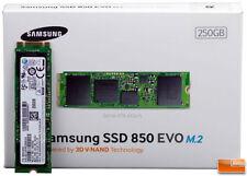 Samsung SSD 850 EVO 250 GB m.2 SATA Internal SSD MZ-N5E250BW 5 yr warranty