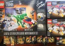 Lego StudiosLot-Steven Spielberg Moviemaker Set (1349) & 13 more - ALL NEWMIB