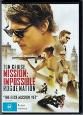 Mission Impossible Rogue Nation  - DVD