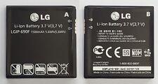 LG E900 OPTIMUS 7 BATTERIA LGIP-690F ORIGINALE
