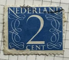 Netherlands stamps - Numeral   2 Dutch cent  1946 ?