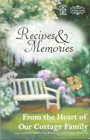 Recipes & Memories Cookbook Cottage Assisted Living Alabama Photos Biscuits Pie