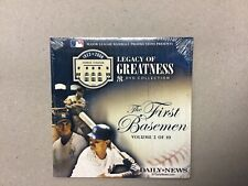 2008 Daily News New York Yankees Legacy of Greatness DVD The First Basemen