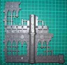 Pegasus Hobbies Gothic City Ruins - Wall panel #2