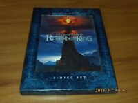 The Lord of the Rings: Return of the King (DVD, 2006, 2-Disc Limited Edition)