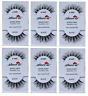 *SALE * # WSP 10 Pack Amor Us 100% Human Hair False Eyelashes Compare Red Cherry