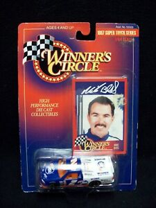 Winners Circle Mike Bliss 1997 Super Truck Series 1:64 Scale Nascar.
