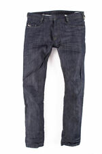 """DIESEL TAPERED TOP QUALITY JEANS W34 - WAIST 18 """" / 46 CM - RRP 163 €"""