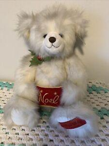 """Bearington Bear 18"""" SIR BEARY NOEL Limited Edition Musical (Style # 143299) NWT"""