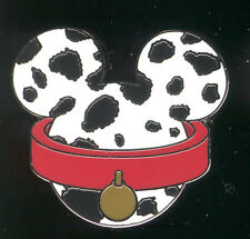 Mickey Mouse Icon Mystery Pouch 101 Dalmatians Disney Pin 86542