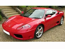 Ferrari 360 Modena Spider y Coupe 99-05 Cubierta del Coche Tamaño Medio