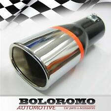 Car Exhaust Tip Muffler Pipe Chrome Fits Seat Ibiza Alhambra Cordoba Leon Altea