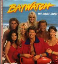 BOOK : BAYWATCH THE INSIDE STORY Debbie Schwartz PAMELA