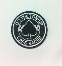 Patch / Ecusson cafe racer ace cafe DO THE TON UP