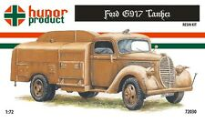 1/72 Ford G917 Tanker Hunor Model WWII resin kit 72030