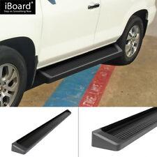 """6"""" Black iBoard Running Boards Fit 03-08 Honda Pilot Acura MDX"""