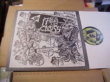 LP:  17TH CLASS - In Utter Contempt Of The Human Race LP HARDCORE PUNK