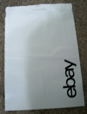 """New listing 20 Count Ebay Branded Polyjacket Polymailer Envelopes Mailers 12""""x15"""" No Padding"""