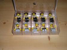 Lego 10 Figuren,  973px, System, Minifig, Minifiguren, Cowboy, Western