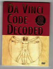 Da Vinci Code Decoded Featuring Dan Brown (Dvd, 2004) Documentary free shipping