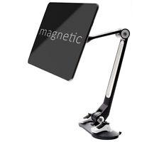 Universal Handy Tablet Halterung Magnethalterung Saugnapf Desktop Ständer KFZ