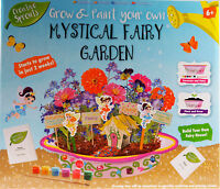Grafix Grow And Decorate Your Own Mystical Fairy Garden
