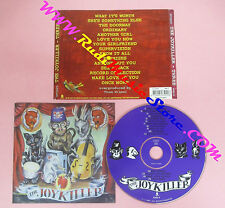 CD THE JOYKILLER Three 1997 Europe EPITAPH 6502-2 no lp mc dvd (CS53)