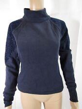 Lululemon Floral Flock Blue Pullover NWT Size 2 Retail $118
