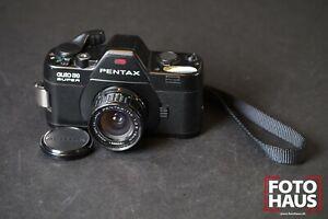 Pentax Auto 110 Super 110 Film SLR Analog 18mm f/2,8
